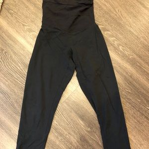 Black maternity leggings! Size XL. Motherhood.